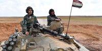 اصابت خمپاره به دو تأسیسات گازی در سوریه