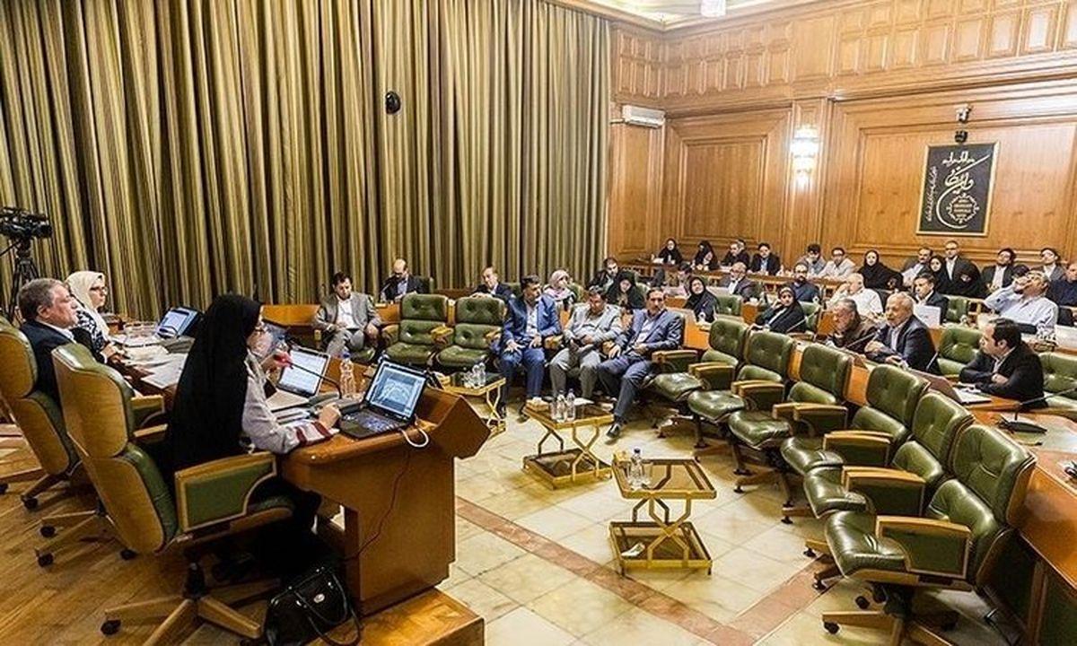 ارائه گزارش تفریغ بودجه ۹۷شهرداری تهران/ الویری: جلسه تفریغ جلسه ذکر مصیبت نیست