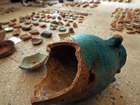 کشف معبد گمشده باستانی در  نهاوند +تصاویر