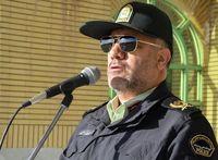 راهپیمایی ۲۲بهمن در امنیت کامل به پایان رسید