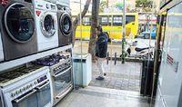 یخچالهای سفارش آفریقا در خیابانهای تهران