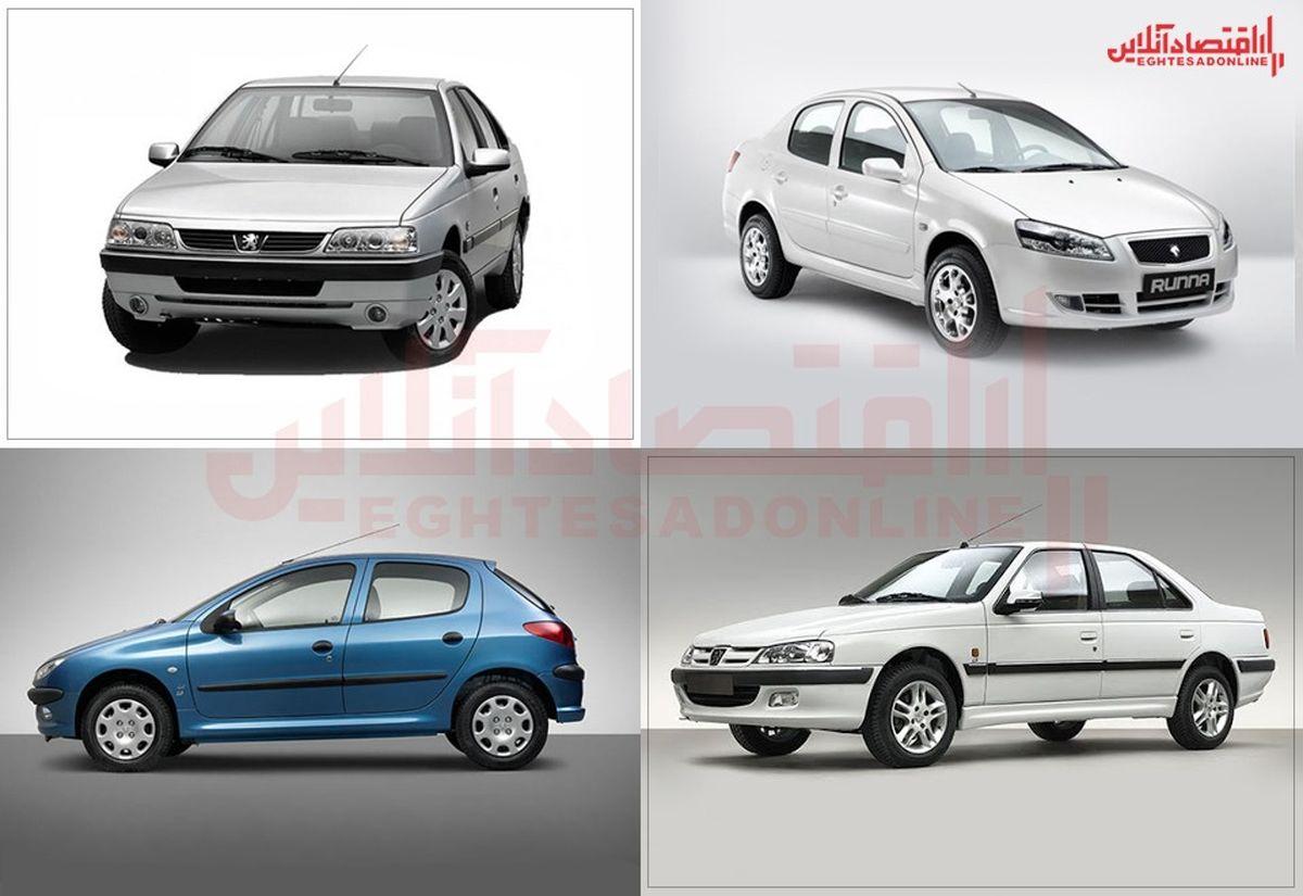 لیست برندگان ایران خودرو را اینجا ببینید