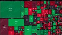 نقشه بورس امروز بر اساس ارزش معاملات/ تعادل به بازار برگشت