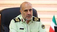 توضیح رئیس پلیس نیروی انتظامی تهران درباره گزارشهای بدحجابی +فیلم