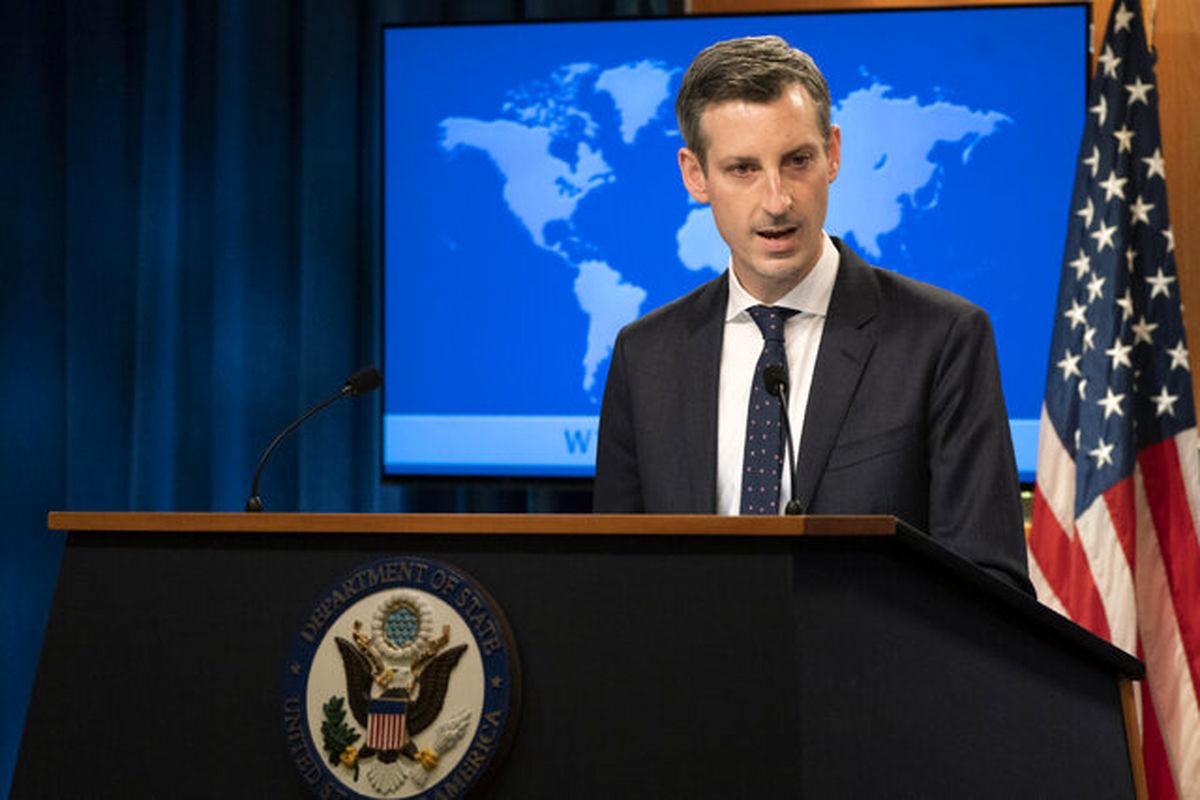 آمریکا در نشست شورای حکام قطعنامه ای علیه ایران صادر نمی کند