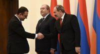 وزیر اقتصاد ارمنستان هم استعفا کرد
