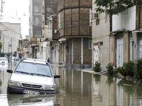 خوزستان همچنان در معرض خطر وقوع سیل است