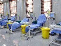 فیلمی از بخش ویژه «کرونا» بیمارستان شهدای گمنام تهران