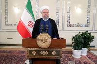 روحانی: با سختترین تحریمهای تاریخ مواجه هستیم
