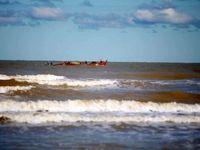 اخطاریه هواشناسی درباره متلاطم شدن دریای خزر