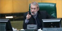 مأموریت ویژه «لاریجانی» به مجلس درباره زلزله کرمانشاه