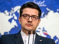 واکنش موسوی به اتهامات بنسلمان علیه ایران +فیلم