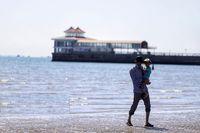 تاخت و تاز کرونا در سواحل بندرعباس +عکس