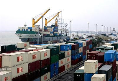 ۶درصد؛ افزایش حجم تجارت خارجی ایران