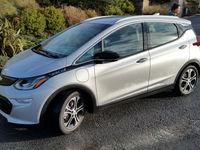 رونمایی از خودروی تمام الکتریکی شورلت Bolt EV +تصاویر