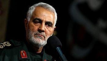 صحبتهای سردار سلیمانی درباره عملیات کربلای ۴ +فیلم