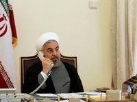 دستورات روحانی به استاندار کرمانشاه برای تسریع در روند کمک رسانی