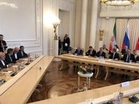 آغاز نشست سهجانبه وزرای خارجه ایران، روسیه و ترکیه در مسکو