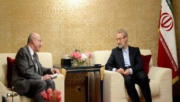 لاریجانی: حامیان تروریسم برای افکار عمومی شناخته شدهاند