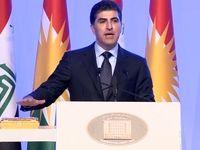 بارزانی بهعنوان رئیس منطقه کردستان عراق سوگند خورد