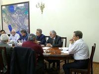 جلسه مجمع وزیران ادوار با حضور جهانگیری +تصاویر