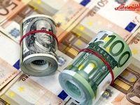 ۲.۳میلیارد یورو؛ معامله ارز در ۸۰روز گذشته