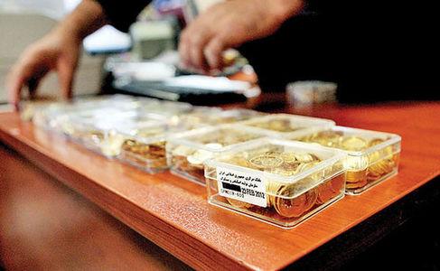 تحویل ارز و سکه در بانک ملی ایران در حال انجام است