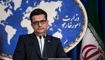 سخنگوی وزارت خارجه درگذشت مرسی را تسلیت گفت