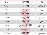 مظنه انواع اتو در بازار تهران؟ +جدول