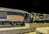 برخورد قطار با دو عابر در اندیمشک