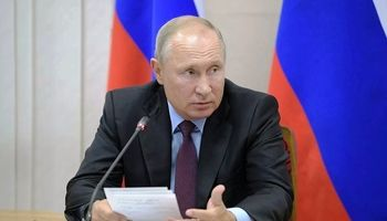 پوتین: تلاشهای ایران، روسیه و ترکیه ثبات را به سوریه بازگرداند