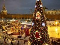 گرانترین  درخت کریسمس دنیا +عکس