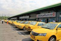 هشدار به تاکسیهای فاقد پروانه هوشمند