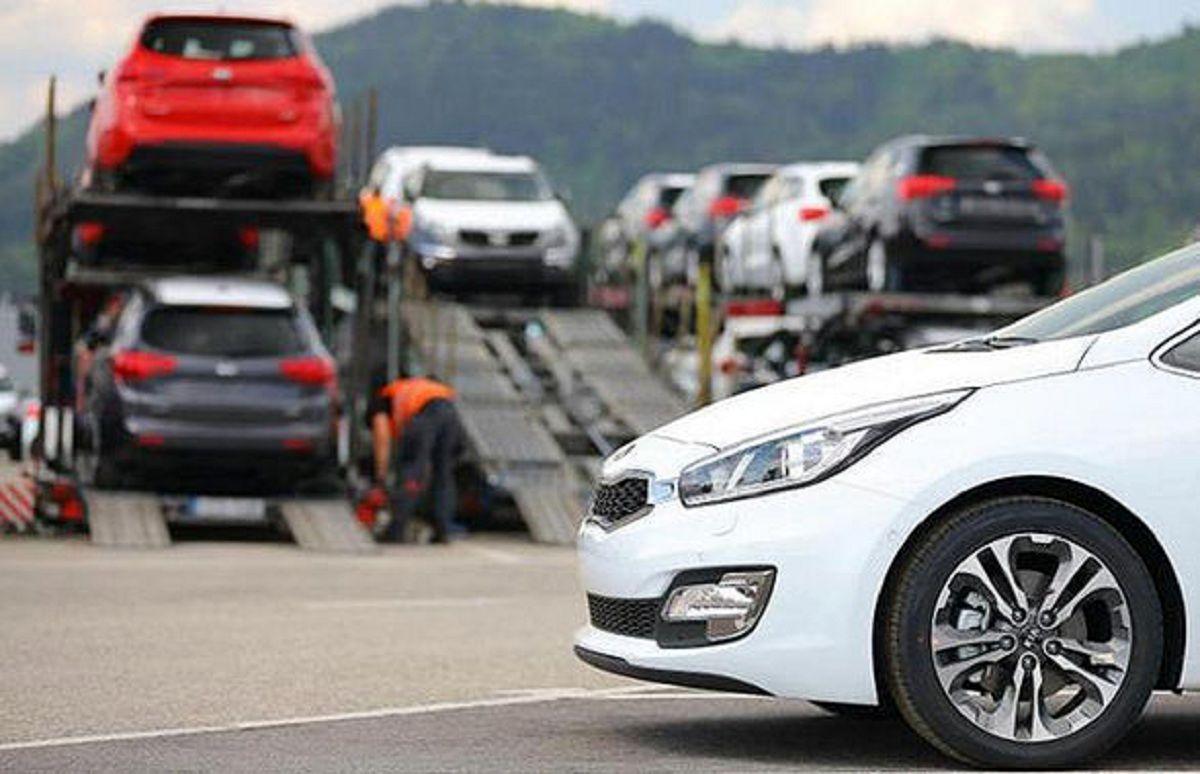 واردات خودروهای پلاک مناطق آزاد مجاز شد
