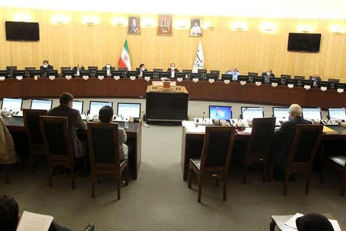 گزارش عملکرد بودجه سال٩٩ در کمیسیون برنامه ارائه شد