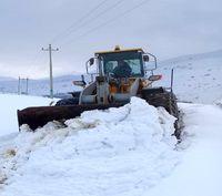 راه دسترسی ۱۶۴روستای آذربایجانغربی بسته است