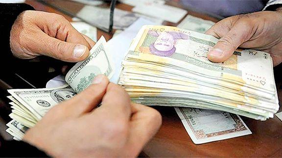 رشد نرخ ۲۴ارز بانکی