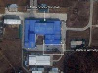 آیا کره شمالی در تدارک پرتاب موشک یا ماهواره است؟