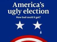 انتخابات زشت آمریکا؛ روی جلد اکونومیست