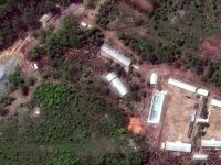 کره شمالی سایت آزمایش اتمی «پونگی-ری» را تخریب کرد