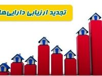 افزایش سرمایه از محل تجدید ارزیابی داراییها به کجا رسید؟