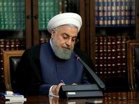 دستور روحانی برای حذف مهر گذرنامه گردشگران