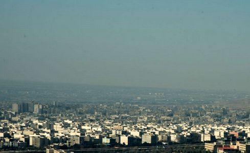 مدارس کاشان به خاطر آلودگی هوا تعطیل شد