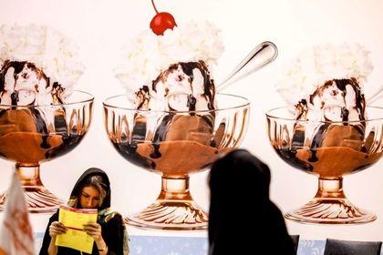 نمایشگاه شیرینی و شکلات +تصاویر