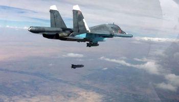 آمریکا دو پایگاه ارتش سوریه را در دیرالزور هدف قرار داد
