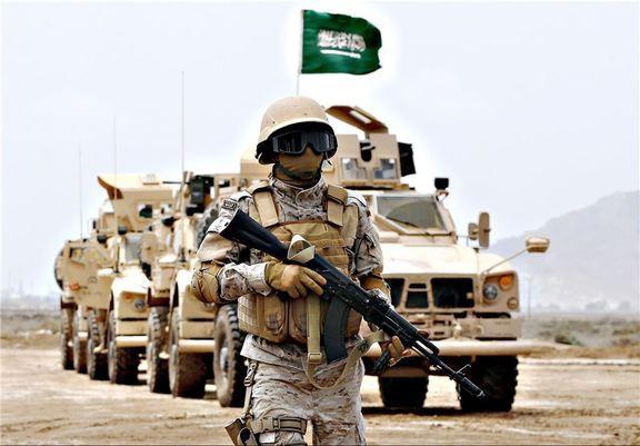 عربستان از یک پهپاد جدید رونمایی کرد