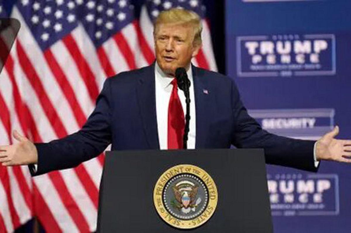 ترامپ مدیریت مرکل را مسخره کرد