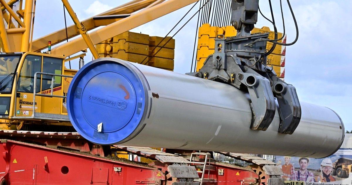 روسیه کار بر روی پروژه نورداستریم۲ را ادامه می دهد
