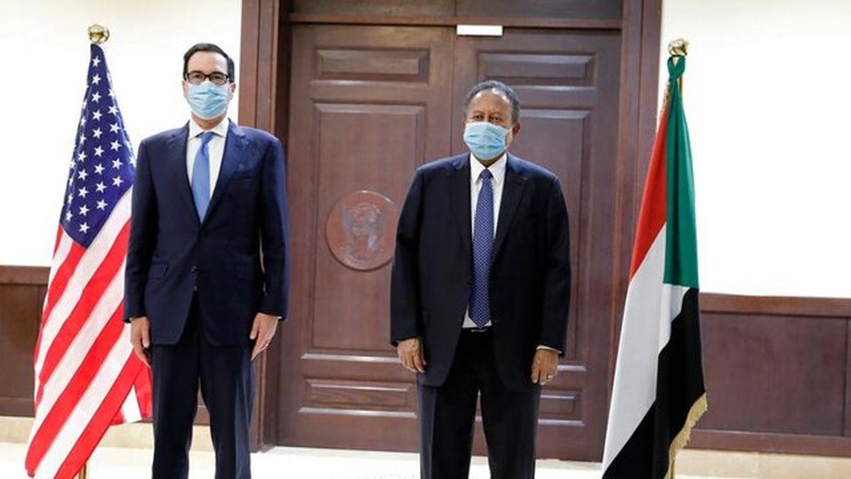 امضای توافقنامه  عادیسازی روابط سودان با رژیم صهیونیستی
