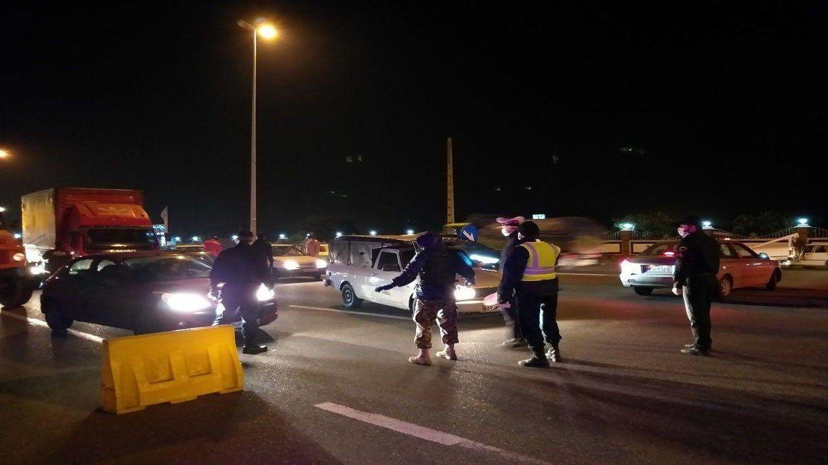 جریمه ۵۰۰هزار تومانی برای ورود به شهرهای زرد